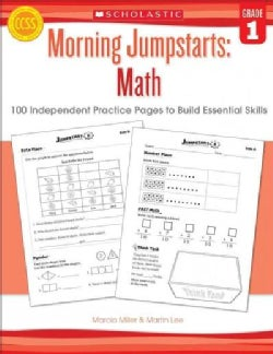 Math (Grade 1): 100 Independent Practice Pages to Build Essential Skills (Paperback)