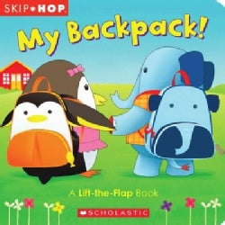 My Backpack! (Board book)