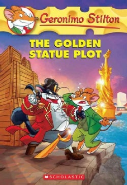 The Golden Statue Plot (Paperback)
