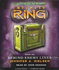 Behind Enemy Lines (CD-Audio)