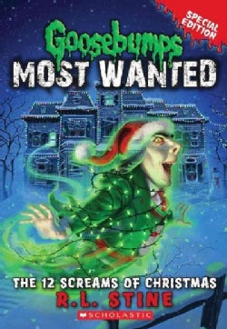 The 12 Screams of Christmas (Paperback)