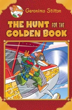 The Hunt for the Golden Book (Hardcover)