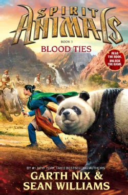 Blood Ties: Library Edition (CD-Audio)
