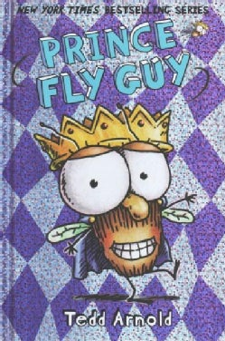Prince Fly Guy (Hardcover)