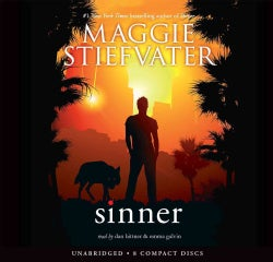 Sinner: Library Edition (CD-Audio)