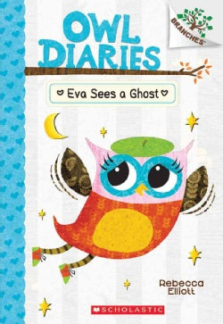 Eva Sees a Ghost (Paperback)
