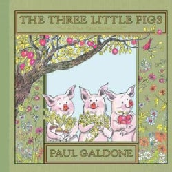 The Three Little Pigs: A Folk Tale Classic (Hardcover)