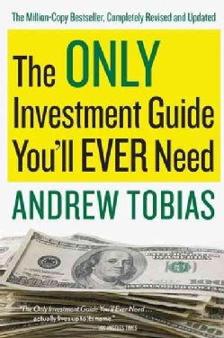 The Only Investment Guide You&#39;ll Ever Need (Paperback)