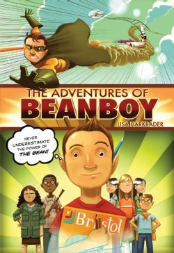 The Adventures of Beanboy (Hardcover)