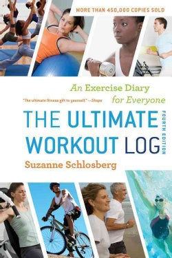The Ultimate Workout Log: An Exercise Diary for Everyone (Spiral bound)