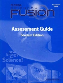 Florida Science Fusion: Assessment Guide, Grade 4 (Paperback)
