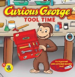 Curious George Tool Time (Board book)