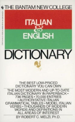 The Bantam New College Italian and English Dictionary (Paperback)