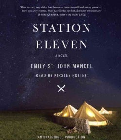 Station Eleven (CD-Audio)