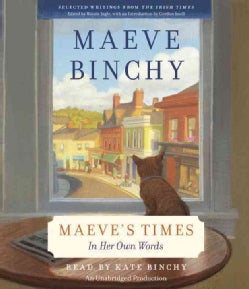 Maeve's Times: In Her Own Words (CD-Audio)