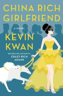 China Rich Girlfriend (CD-Audio)