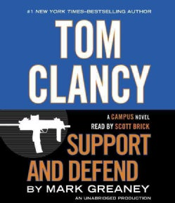 Tom Clancy Support and Defend (CD-Audio)