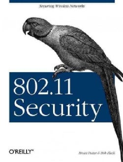 802.11 Security (Paperback)