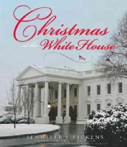 Christmas at the White House (Hardcover)