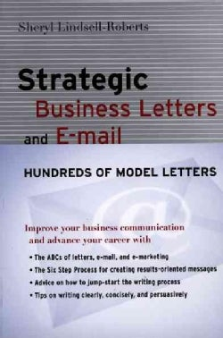Strategic Business Letters And E-mail (Paperback)