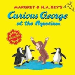 Curious George at the Aquarium (Hardcover)