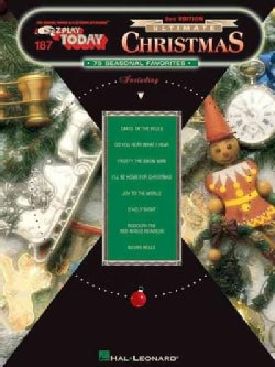 Ultimate Christmas: E-Z Play, Today 187 : 75 Seasonal Favorites (Paperback)