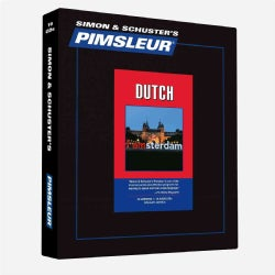 Simon & Schuster's Pimsleur Dutch (CD-Audio)