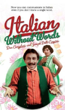 Italian Without Words (Paperback)