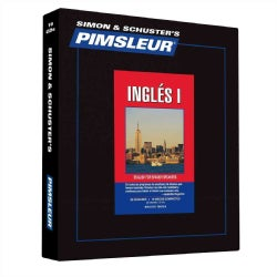 English for Spanish Speakers I: Learn to Speak and Understand English As a Second Language With Pimsleur Language ... (CD-Audio)