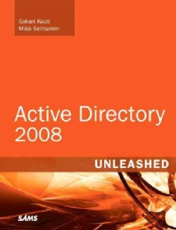 Active Directory 2008 Unleashed (Paperback)