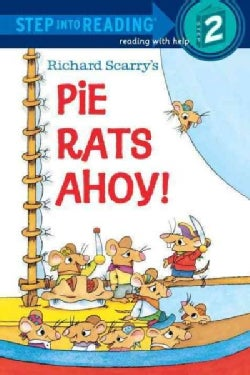 Richard Scarry's Pie Rats Ahoy! (Paperback)