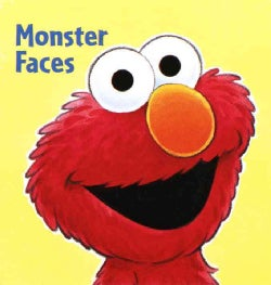 Monster Faces (Board book)