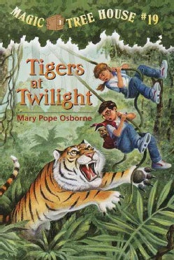 Tigers at Twilight (Paperback)