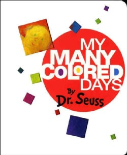My Many Colored Days (Board book)