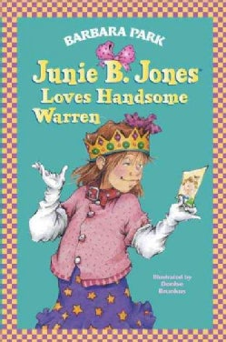 Junie B. Jones Loves Handsome Warren (Hardcover)