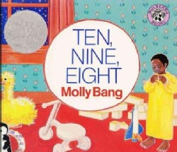 Ten, Nine, Eight (Board book)