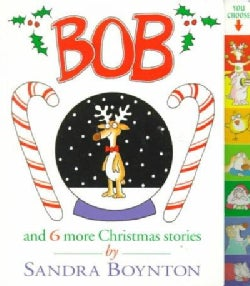 Bob and 6 More Christmas Stories (Board book)