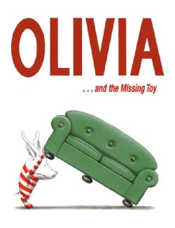 Olivia . . . and the Missing Toy (Hardcover)