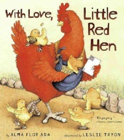 With Love, Little Red Hen (Paperback)
