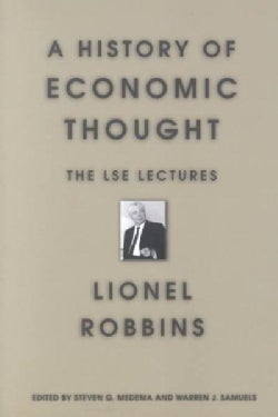 History of Economic Thought: The Lse Lectures (Paperback)