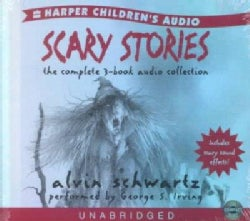 Scary Stories (CD-Audio)