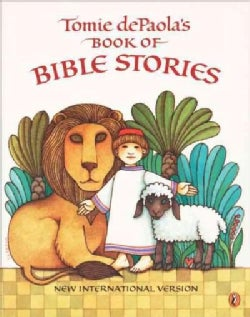 Tomie Depaola's Book of Bible Stories: New International Version (Paperback)
