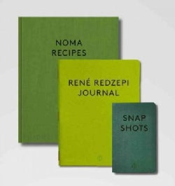Rene Redzepi: A Work in Progress (Hardcover)