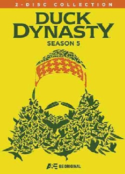 Duck Dynasty Season 5 (DVD video)