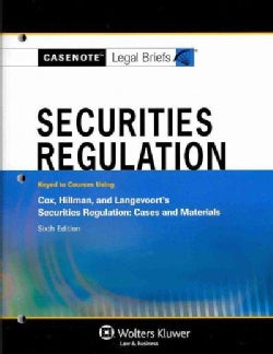 Securities Regulation: Keyed to Courses Using Cox, Hillman, and Langevoort's securities Regulation: Cases and Mat... (Paperback)