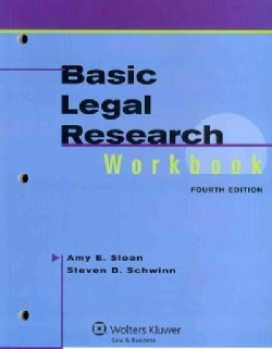 Basic Legal Research Workbook (Paperback)
