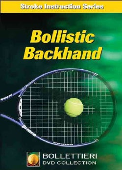 Bollistic Backhand (DVD video)