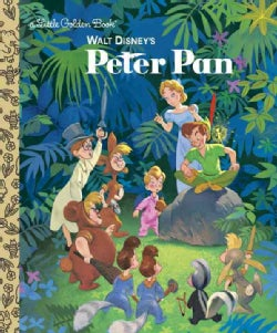 Walt Disney&#39;s Peter Pan (Hardcover)