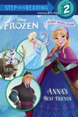 Anna's Best Friends (Paperback)