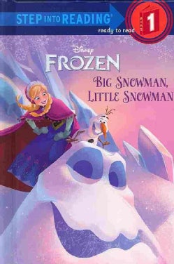Big Snowman, Little Snowman (Hardcover)